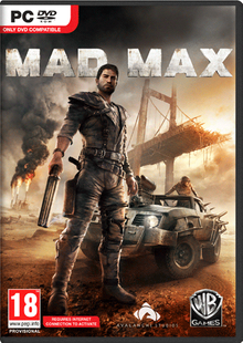 Mad Max PC cheap key to download