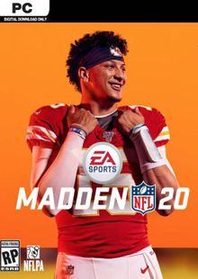 Madden NFL 20 PC cheap key to download