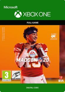 Madden NFL 20 Xbox One cheap key to download