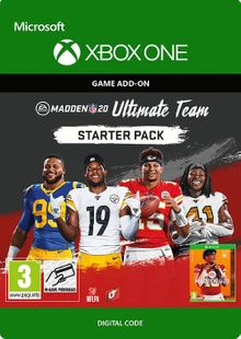 Madden NFL 20: Ultimate Team Starter Pack Xbox One cheap key to download