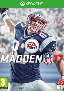 Madden NFL 17 (Xbox One) cheap key to download