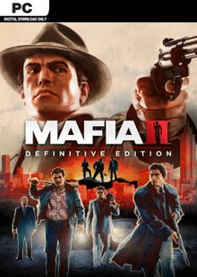 Mafia II - Definitive Edition PC (WW) cheap key to download