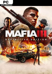 Mafia III - Definitive Edition PC (EU) cheap key to download