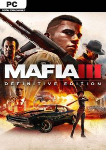 Mafia III - Definitive Edition PC (WW) cheap key to download