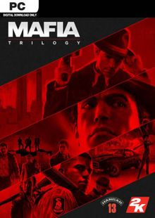 Mafia Trilogy PC (WW) cheap key to download