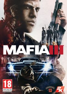 Mafia III 3 PC + DLC (Global) cheap key to download