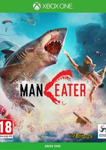Maneater Xbox One (UK) cheap key to download