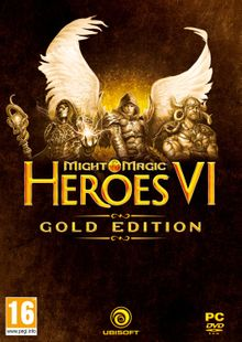 Might and Magic Heroes VI 6: Gold Edition PC cheap key to download