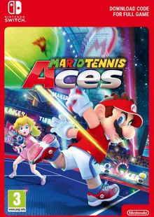 Mario Tennis Aces Switch (EU) billig Schlüssel zum Download