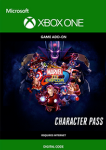 Marvel vs. Capcom Infinite Character Pass Xbox One cheap key to download