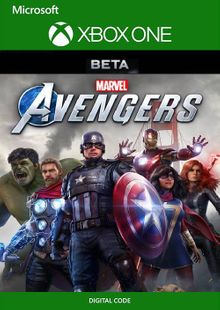 Marvel's Avengers Beta Access Xbox One cheap key to download