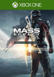 Mass Effect Andromeda Deluxe Edition Xbox One billig Schlüssel zum Download