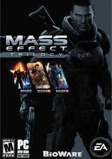 Mass Effect Trilogy PC cheap key to download