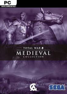 Medieval: Total War - Collection PC cheap key to download
