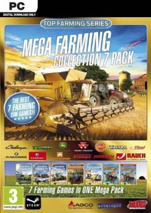 Mega Farming Collection - 7 Pack PC cheap key to download