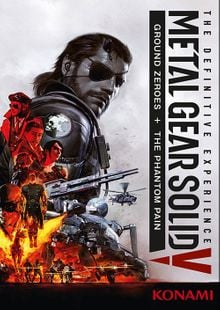 Metal Gear Solid V 5 Definitive Experience PC cheap key to download