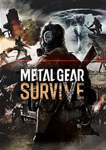 Metal Gear Survive PC cheap key to download