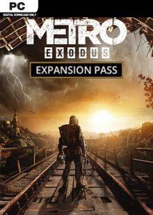 Metro Exodus - Expansion Pass PC clé pas cher à télécharger
