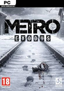 Metro Exodus PC cheap key to download