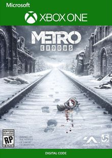 Metro Exodus Xbox One cheap key to download