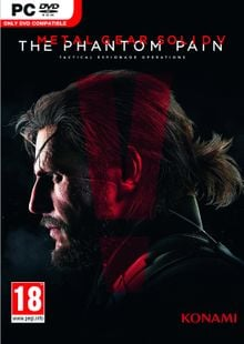 Metal Gear Solid V 5: The Phantom Pain PC billig Schlüssel zum Download