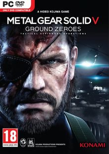 Metal Gear Solid V 5: Ground Zeroes PC clave barata para descarga