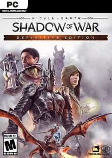 Middle-earth Shadow of War Definitive Edition PC cheap key to download
