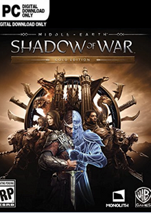 Middle-earth Shadow of War Gold Edition PC billig Schlüssel zum Download