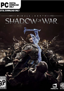 Middle-earth: Shadow of War PC clé pas cher à télécharger