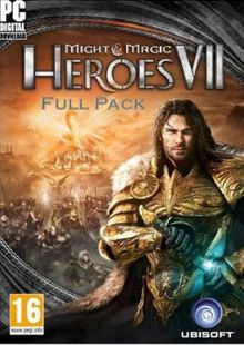 Might and Magic Heroes VII - Full Pack PC billig Schlüssel zum Download
