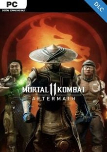 Mortal Kombat 11 Aftermath PC - DLC cheap key to download