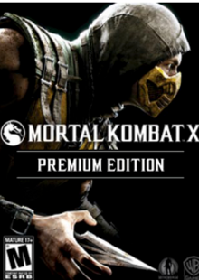 Mortal Kombat X Premium Edition PC cheap key to download
