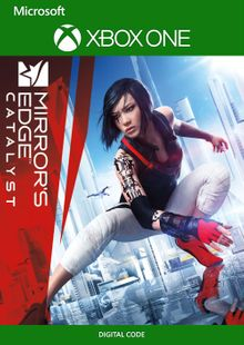Mirrors Edge Catalyst Xbox One (UK) cheap key to download