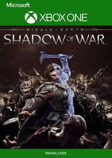 Middle Earth Shadow of War Definitive Edition Xbox One (UK) cheap key to download