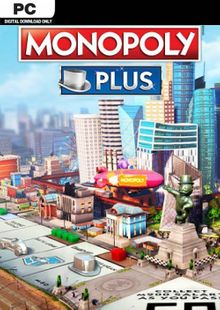 Monopoly Plus PC billig Schlüssel zum Download