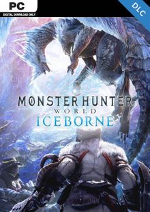 Monster Hunter World: Iceborne PC + DLC cheap key to download