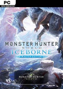 Monster Hunter World: Iceborne Master Edition PC clé pas cher à télécharger