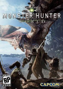 Monster Hunter World PC chiave a buon mercato per il download