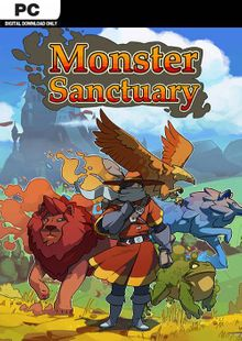 Monster Sanctuary PC cheap key to download