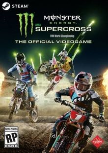 Monster Energy Supercross - The Official Videogame PC clé pas cher à télécharger