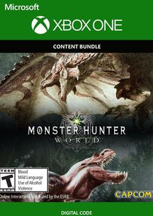 Monster Hunter: World - Deluxe Edition Xbox One chiave a buon mercato per il download