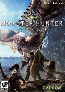 Monster Hunter World Deluxe Edition PC clé pas cher à télécharger