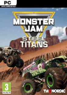 Monster Jam Steel Titans PC billig Schlüssel zum Download