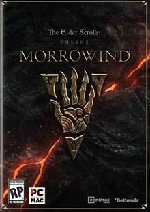 The Elder Scrolls Online Morrowind PC + DLC (inc base game) clé pas cher à télécharger