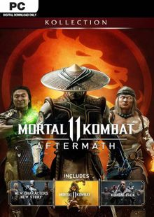 Mortal Kombat 11: Aftermath Kollection PC billig Schlüssel zum Download
