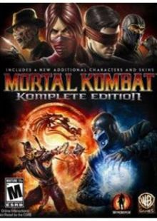 Mortal Kombat Komplete Edition PC billig Schlüssel zum Download