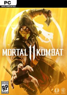 Mortal Kombat 11 PC + DLC cheap key to download