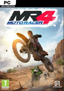Moto Racer 4 PC cheap key to download