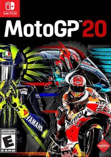 MotoGP 20 Switch (EU) cheap key to download