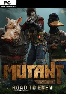 Mutant Year Zero Road to Eden PC cheap key to download